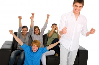excited teens by Ambro freedigitalphotos.net