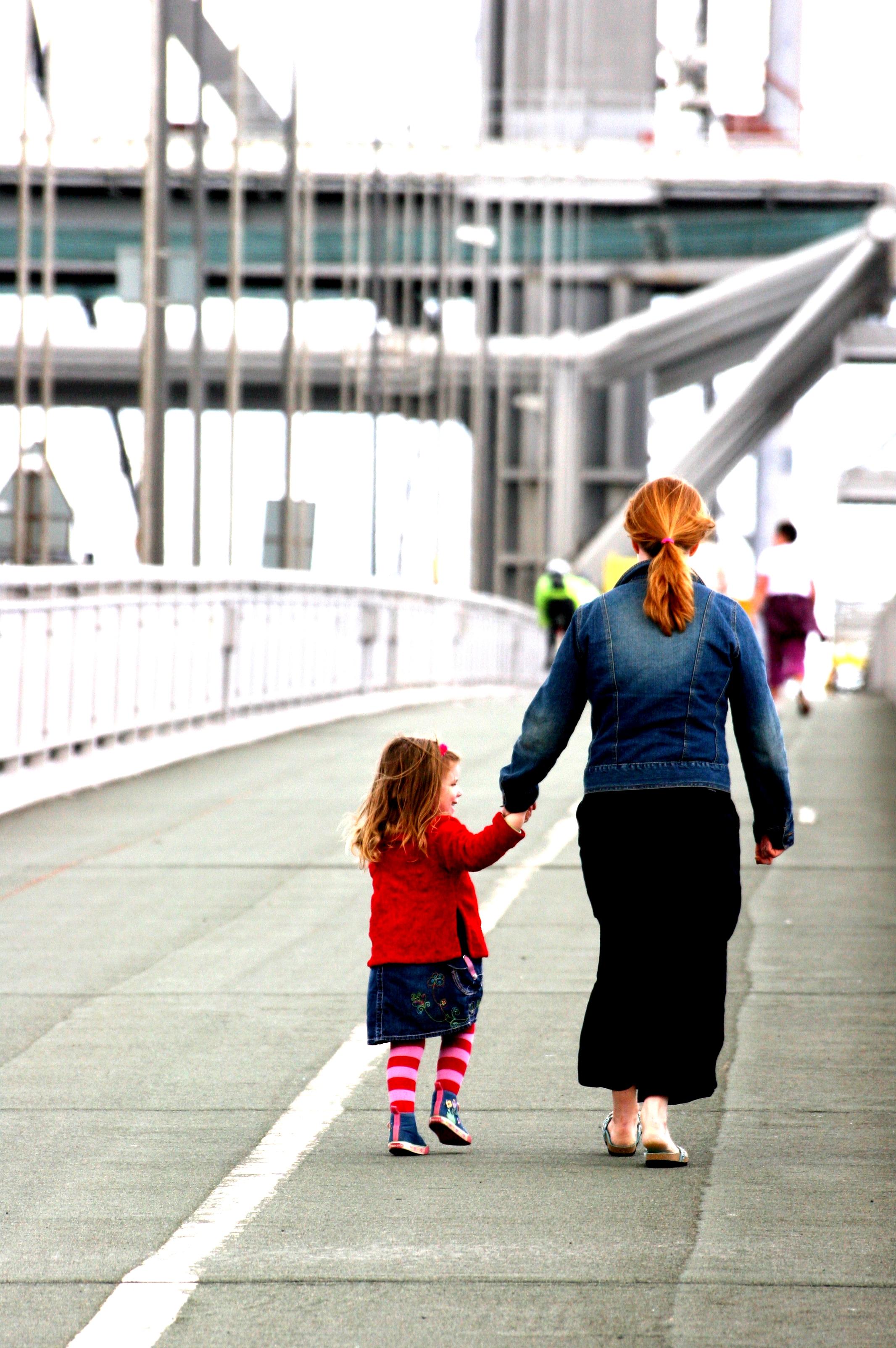 parent and child relationship after divorce
