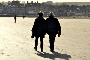 morguefile walking couple